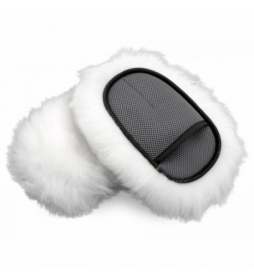 Flexipads Merino Soft Wool Wash Mitt - Rękawica