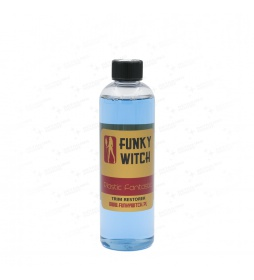 Funky Witch Plastic Fantastic Trim Restorer 500ml