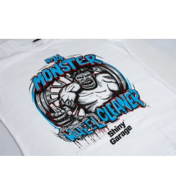 Shiny Garage Monster T-Shirt  M