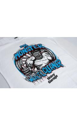 Shiny Garage Monster T-Shirt  XXL - 1