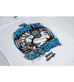 Shiny Garage Monster T-Shirt L