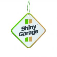 Shiny Garage Square Air Freshener - Cynamon Jabłko
