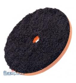 Flexipads Pad Polerski Black Mikrofibra Cut 150mm
