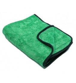Detailing House Devil Twist Towel 60x90 Green 700g/m2
