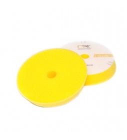 NAT Slash DA Żółta Twarda gąbka polerska 80mm