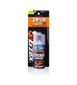 Soft99 GZOX Sticker Remover 100ml