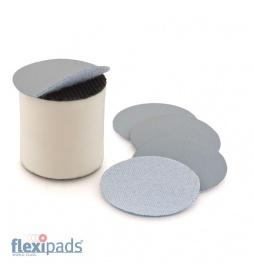 Flexipads 35mm Płatki ścierne na rzep P2500