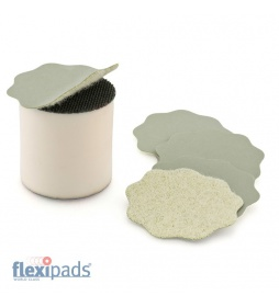 Flexipads 35mm Płatki ścierne na rzep P3000