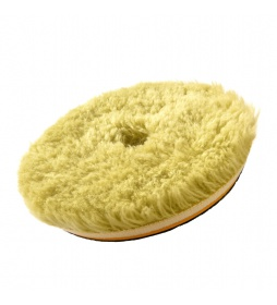Honey Ultra Cut Wool Pad 75/80mm