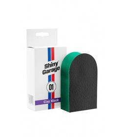 Shiny Garage Clay Block