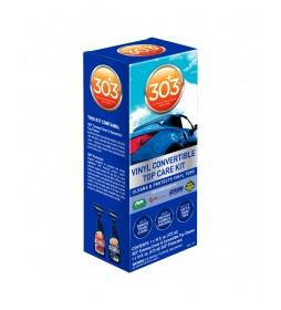 303 Convertible Top Cleaning & Care Kit Vinyl