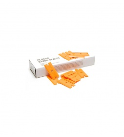 EZ Grip Plastic Razor Blades 100szt