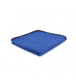 Rag Company waffle towel blue 40x60