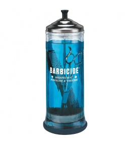 Barbicide - pojemnik szklany do dezynfekcji 750ml