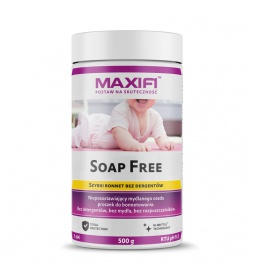Maxifi Soap Free 500g