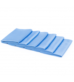 Rag Company Blue Diamond Glass Towel