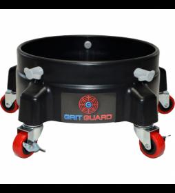 Grit Guard Wózek Dolly Czarny
