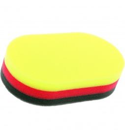 Monello Aplikator Tri Color
