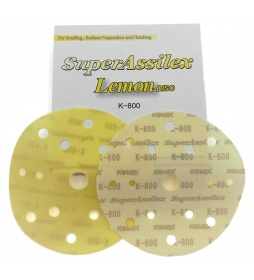 Kovax Super Assilex Lemon K800 152mm 15otw
