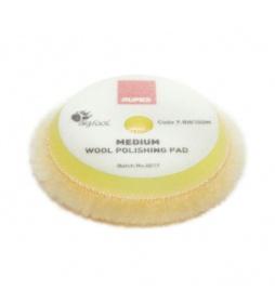 Rupes Futro polerskie żółte (średnie) 130/145mm
