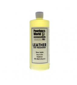 Poorboy's World Leather Air Freshener 946 ml