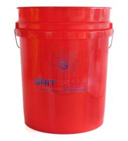 Grit Guard Wiadro Czerwone Set Advance +