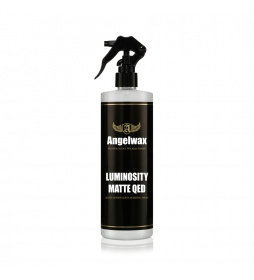 AngelWax Luminosity Matte Detailer 500ml