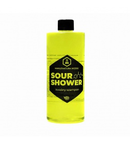 Manufaktura Wosku Sour Shower kwaśny szampon 1000ml