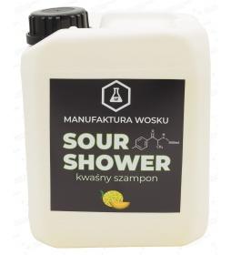Manufaktura Wosku Sour Shower kwaśny szampon 5L