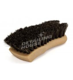 Detailing House Szczotka do skór końskie włosie