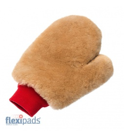 Flexipads - Rękawica z futra merynosa z kciukiem