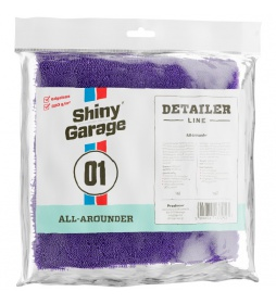 Shiny Garage Extreme Drying Towel XS 40X40