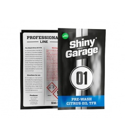 Shiny Garage Saszetka Pre Wash TFR 50ml