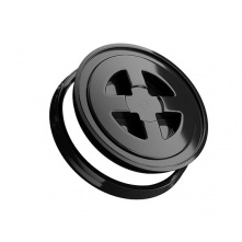 Shiny Garage Black Lid for Wash Bucket - 1