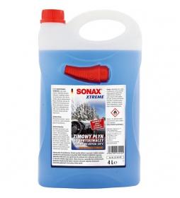 Sonax Xtreme zimowy płyn do spryskiwaczy 4L