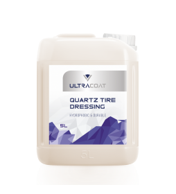 Ultracoat Quartz Tire Dressing 5L