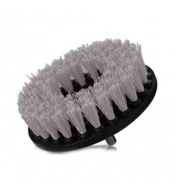 Chemical Guys Carpet Brush Light Grey