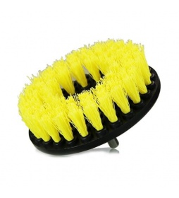 Chemical Guys Carpet Brush Medium Yellow