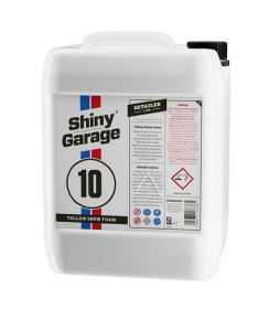 Shiny Garage Yellow  Snow Foam 5L