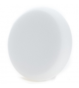 NAT  Biała Twarda gąbka polerska 150mm