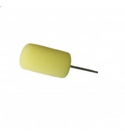 ShineMate Kula polerska T80 High Cut mała Żółta