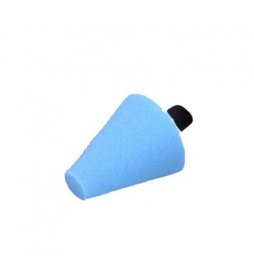 ShineMate Stożek polerski T60 Medium Cut Niebieski