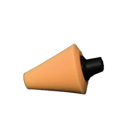 ShineMate Stożek polerski T40 Light Cut Pomarańczowy