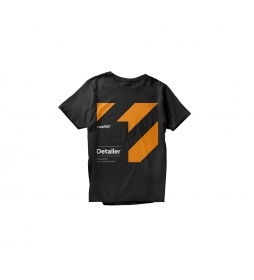 CarPro T-Shirt Orange Detailer XL