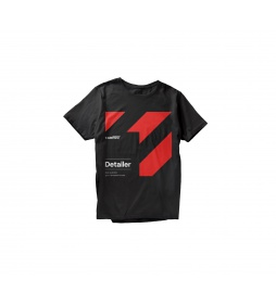 CarPro T-Shirt Red Detailer XL