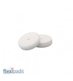 Flexipads Gąbka polerska rzep 90mm X-Slim White