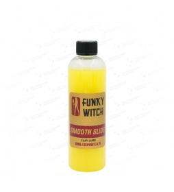 Funky Witch Smooth Slide Clay Lube 500ml