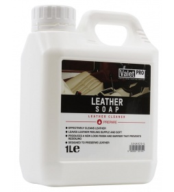 ValetPRO Leather Soap 1L