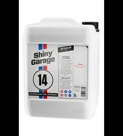 Shiny Garage Back2Black Tire Dressing 5L