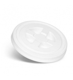 CleanTech Bucket Lid White